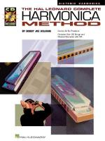 The Hal Leonard Complete Harmonica Method - The Diatonic Harmonica Sheet Music