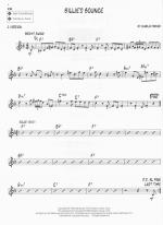 The Blues Jazz Play-Along Volume 3 Sheet Music