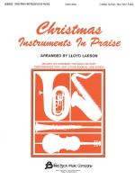 Christmas Instruments In Praise C Instruments (Flute, Oboe & Others) Sheet Music
