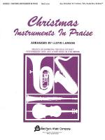Christmas Instruments In Praise Bass Cleff Instruments (Bassoon, Trombone, Euphonium, & Others) Sheet Music