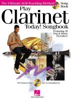 Play Clarinet Today! Songbook Sheet Music