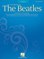 Best Of The Beatles For Viola - 2nd Edition Sheet Music