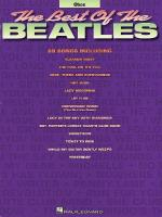 Best Of The Beatles For Oboe Sheet Music