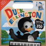 Baby Loves Jazz: Duck Ellington Swings Through the Zoo - Book & CD Sheet Music