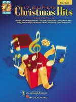 17 Super Christmas Hits Clarinet Sheet Music
