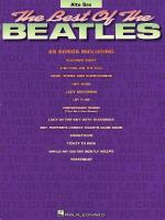 Best Of The Beatles Alto Saxophone Sheet Music