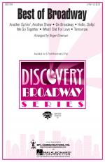 Best Of Broadway (Medley) Sheet Music Sheet Music