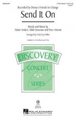 Send It On Discovery Level 1 Sheet Music Sheet Music