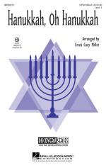 Hanukkah, Oh Hanukkah Discovery Level 1 Sheet Music