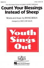 Count Your Blessings Instead Of Sheep (From White Christmas) Sheet Music Sheet Music