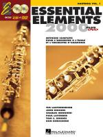 Essential Elements Ee2000 Oboe French Edition Sheet Music