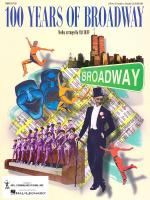 100 Years Of Broadway (Medley) Sheet Music
