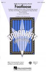 Footloose (Medley From The Broadway Musical) Sheet Music Sheet Music