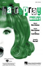 Hairspray (Medley) Sheet Music Sheet Music