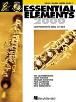 Essential Elements 2000, Book 1 Thumb Plate Oboe Sheet Music