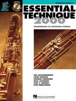 Essential Technique 2000, Book 3 Bassoon Sheet Music