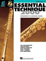 Essential Technique 2000, Book 3 Bb Bass Clarinet Sheet Music