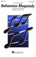 Bohemian Rhapsody Sheet Music Sheet Music
