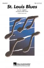 St. Louis Blues Sheet Music Sheet Music