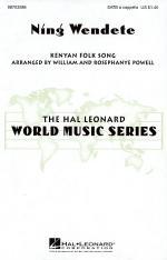 Ning Wendete Sheet Music Sheet Music