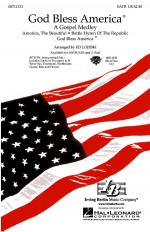God Bless America - A Gospel Medley Sheet Music