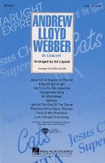 Andrew Lloyd Webber In Concert (Medley) Sheet Music Sheet Music