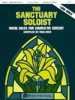 The Sanctuary Soloist Vocal Collection Low Voice Sheet Music