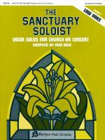 Sanctuary Soloist #2 - Low Vocal Solos (Low Voice) Sheet Music