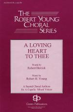 A Loving Heart To Thee Sheet Music Sheet Music