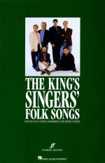 The King's Singers' Folk Songs (Collection) Sheet Music