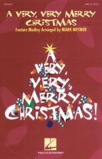 A Very, Very, Merry Christmas (Feature Medley) Sheet Music Sheet Music