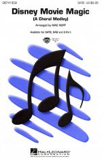 Disney Movie Magic (Medley) Sheet Music Sheet Music