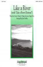 Like A River (With Like A River Glorious) Sheet Music Sheet Music