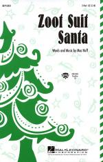 Zoot Suit Santa Sheet Music Sheet Music