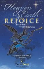 Heaven And Earth Rejoice (Sacred Musical) Instrumental Pack Sheet Music