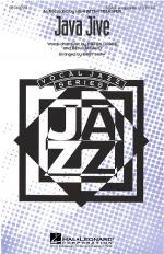 Java Jive Sheet Music Sheet Music