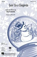 Goin' On A Sleigh Ride Sheet Music Sheet Music