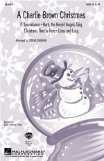 A Charlie Brown Christmas (Medley) Sheet Music Sheet Music