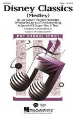 Disney Classics (Medley) Sheet Music Sheet Music