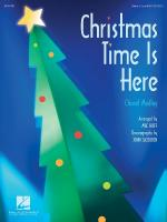 Christmas Time Is Here (Choral Medley) Sheet Music Sheet Music