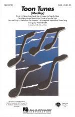 Toon Tunes Sheet Music Sheet Music