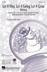 Let It Ring, Let It Swing, Let It Snow (Medley) Sheet Music