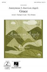 Anonymous 4 American Angels: Grace Sheet Music Sheet Music