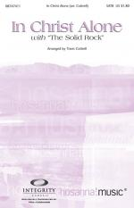 In Christ Alone (With The Solid Rock) Sheet Music