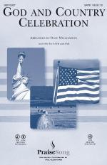 God And Country Celebration (Medley) Sheet Music Sheet Music