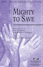 Mighty To Save Sheet Music