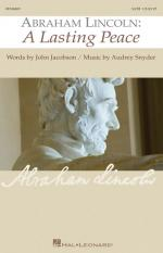 Abraham Lincoln: A Lasting Peace Sheet Music Sheet Music