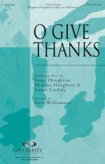 O Give Thanks Sheet Music Sheet Music
