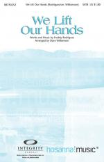 We Lift Our Hands Sheet Music