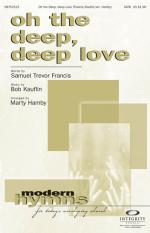 Oh The Deep, Deep Love Sheet Music Sheet Music